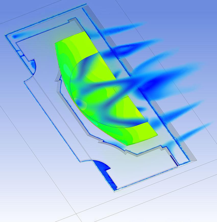 Mulitphysikalische Simulation